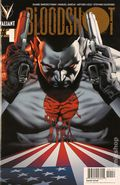 Bloodshot and Hard Corps (2012 3rd Series) 1F