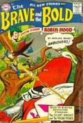 Brave and the Bold (1955 1st Series DC) 9