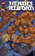 Heroes Reborn TPB (1996 Marvel) QVC Exclusive Edition 1-1ST