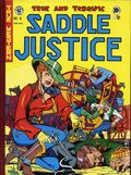 Saddle Justice HC (1996 Gemstone) The Complete EC Library 1-1ST