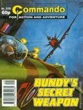 Commando for Action and Adventure (1993 UK) 3155