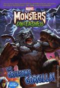 Marvel Monsters Unleashed: The Gruesome Gorgilla SC (2017 Disney/Lucasfilm) 1-1ST