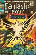 Fantastic Four (1961 1st Series) 53