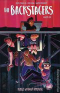 Backstagers TPB (2017- Boom Studios) Graphic Novel 1-1ST