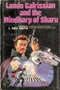 Lando Calrissian and the Mindharp of Sharu HC (1983 A Del Rey Novel) Book Club Edition 1-1ST