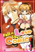 Fall in Love Like a Comic GN (2007 Viz) 1-1ST