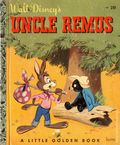 Walt Disney's Uncle Remus HC (1946 Golden Press) A Little Golden Book 1946-1ST