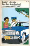 Wouldn't a Gremlin Have Been More Sensible? TPB (1975 An Owl Book) A Doonesbury Classic 1-1ST