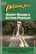 Indiana Jones and the Temple of Doom Short Round's Action Puzzles SC (1984 Happy House) 1-1ST