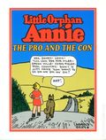 Little Orphan Annie The Pro and The Con SC (2002 Pacific Comics Club) 1-1ST