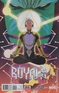 Royals (2017 Marvel) 5A