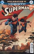 Superman (2016 4th Series) 27A