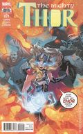 Mighty Thor (2015 2nd Series) 21A