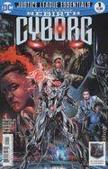 DC Justice League Essentials Cyborg (2017) 1