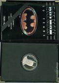 Batman 50th Commemorative Silver Coin (1989 DC) ITEM#1