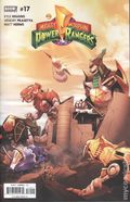 Mighty Morphin Power Rangers (2016 Boom) 17A