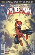 Peter Parker Spectacular Spider-Man (2017) 2A