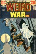 Weird War Tales (1971 DC) Mark Jewelers 10MJ