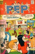 Pep Comics (1940) National Diamond 268NDS