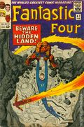 Fantastic Four (1961 1st Series) 47