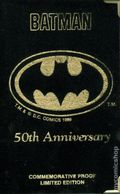 Batman 50th Commemorative Silver Coin (1989 DC) ITEM#2