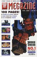 Judge Dredd Megazine (1990) Vol. 4 #1