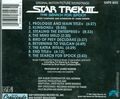 Star Trek III CD (1990 Capital Records) ITEM#1