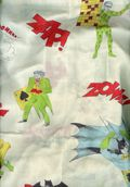 Vintage Batman Pillow Case (1966) ITEM#1