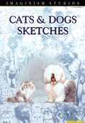 Cats and Dogs Sketches SC (2005 Imaginism Studios) By Bobby Chiu 2-1ST