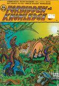 Forbidden Knowledge Comics (1975 Last Gasp) #2, 1st Printing