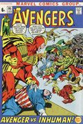 Avengers (1963 1st Series) UK Edition 95UK