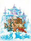 Elfquest Art Print (1984) GNO ITEM#1