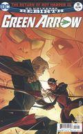 Green Arrow (2016 5th Series) 18AP