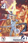 Fantastic Four (1998 3rd Series) 554TOPCOW