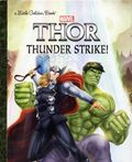 Marvel Thor Thunder Strike! HC (2017 Random House) A Little Golden Book 1-1ST