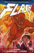 Flash HC (2017- DC Universe Rebirth) Deluxe Edition 1-1ST