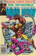 Iron Man (1968 1st Series) 168A