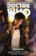 Doctor Who The Sapling HC (2017 Titan Comics) The Eleventh Doctor Adventures Year Three 1-1ST