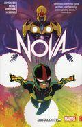 Nova Resurrection TPB (2017 Marvel) 1-1ST