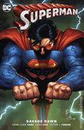 Superman Savage Dawn TPB (2017 DC) 1-1ST