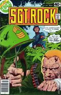 Sgt. Rock (1977) Mark Jewelers 330MJ