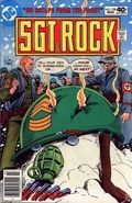 Sgt. Rock (1977) Mark Jewelers 338MJ