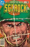 Sgt. Rock (1977) Mark Jewelers 342MJ