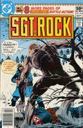 Sgt. Rock (1977) Mark Jewelers 344MJ