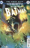 All Star Batman (2016) 12A