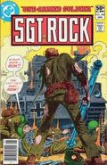 Sgt. Rock (1977) Mark Jewelers 348MJ