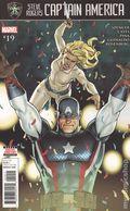 Captain America Steve Rogers (2016) 19A