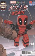 Deadpool Kills the Marvel Universe Again (2017) 1E