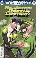 Hal Jordan and The Green Lantern Corps (2016) 25B