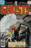 Ghosts (1971-1982 DC) 52
